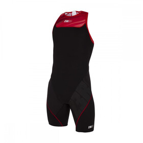 Z3R0D startTRISUIT Men red/black
